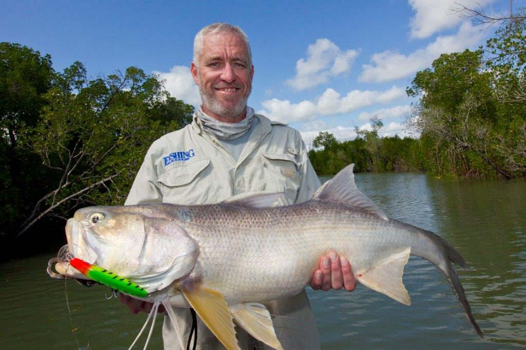 Big Threadfin Salmon