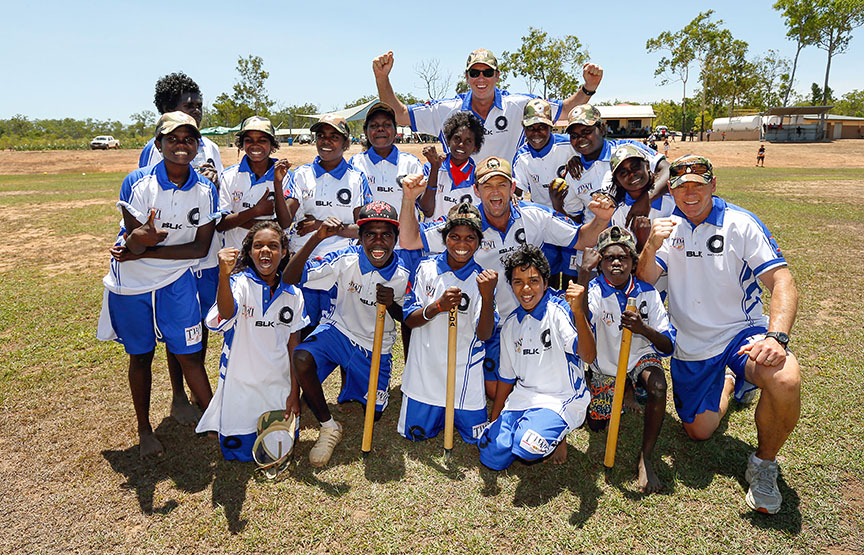 Hayden reynolds tiwi college project tiwi island adventures for Country house com