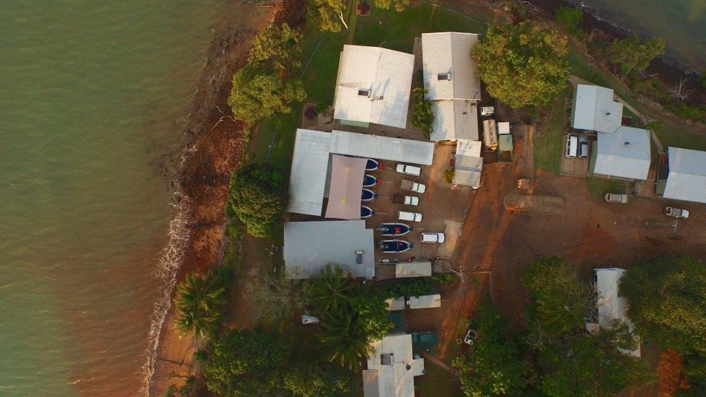 Melville Lodge Aerial